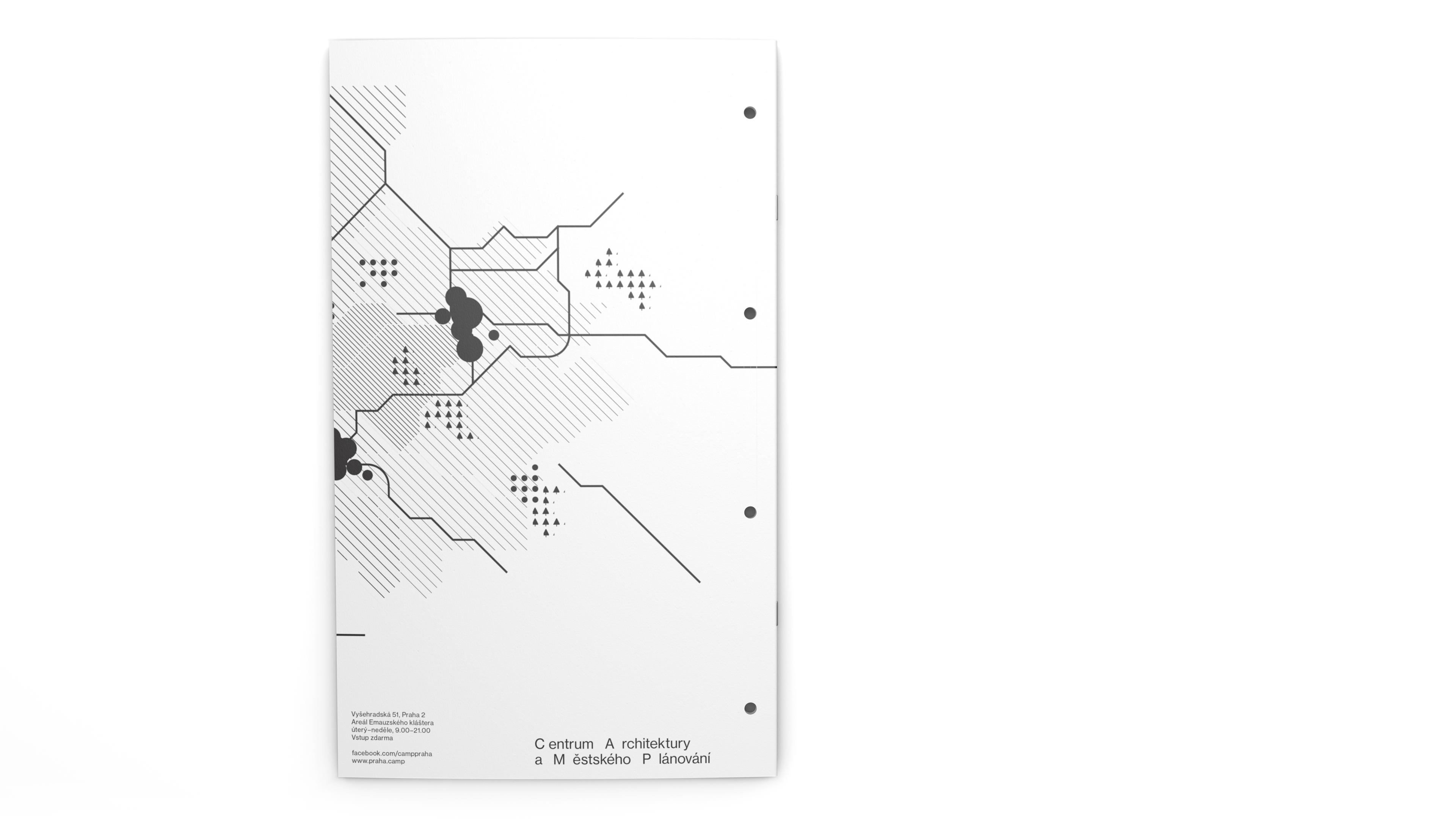 brochure design cover illustration