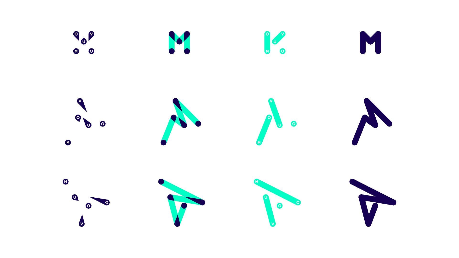 five mouvo points logo